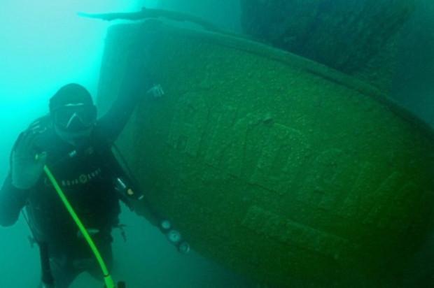 Վանա լճում խորտակված ռուսական նավ է հայտնաբերվել (ֆոտո)