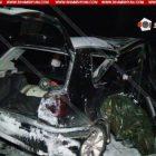 Խոշոր ու ողբերգական վթար Լոռիում. կա զոհ եւ 5 վիրավոր (ֆոտո)