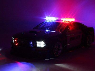 Ամերիկացին գողացել է ոստիկանական մեքենան, քանի որ իր մեքենայի բենզինը վերջացել էր