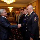 Սերժ Սարգսյանը Ռուսաստանի օրվա առթիվ այցելել է ՌԴ դեսպանատուն