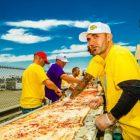 Քալիֆորնիայում թխել են 2092 մետր երկարությամբ աշխարհի ամենաերկար պիցցան