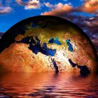 Գլոբալ տաքացումը կհանգեցնի Երկրի վրա տեղումների ավելացմանը
