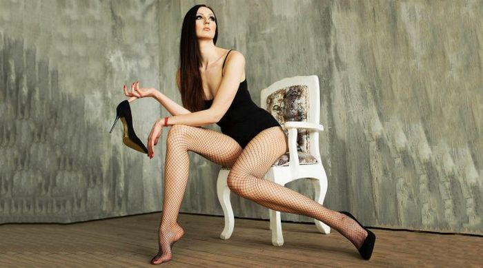 Ռուս մոդելի ոտքերն ամենաերկարն են ճանաչվել աշխարհում (լուսանկարներ)