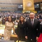 Ալիևը ՄԱԿ-ում ծաղրի առարկա է դարձել. կինն ու դուստրը խայտառակել են (լուսանկարներ)