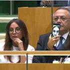 Լեյլա Ալիևան սելֆիներ էր անում ՄԱԿ-ի Գլխավոր ասամբեայում իր հոր ելույթի ժամանակ (տեսանյութ)