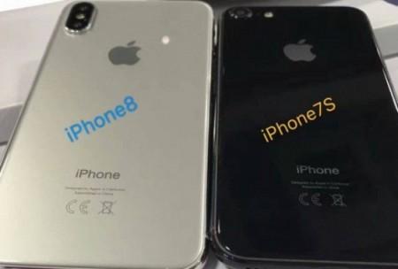 Հայտնի են «iPhone 8»-ի և «iPhone 7s»-ի գները