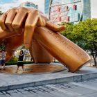 Psy-ին դուր չի եկել «Gangnam Style»-ի հուշարձանը
