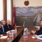 Վահան Մարտիրոսյանը Շվեյցարիայի դեսպանի հետ քննարկել է տրանսպորտային փոխադրումներն ավելացնելու հնարավորությունները