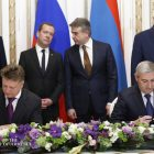 Հայ-ռուսական փոխգործակցության տարբեր ոլորտներին վերաբերող մի շարք փաստաթղթեր են ստորագրվել (լուսանկարներ)