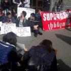 Դասադուլավոր ուսանողները նստացույց են հայտարարել