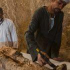 Եգիպտոսում հայտնաբերվել է 3000 տարեկան մումիա