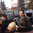 Գագիկ Ծառուկյանը 100 միլիոն դրամ է հատկացնելու Գյումրու տնակային ավանների բնակիչներին (տեսանյութ)