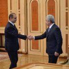 Սերժ Սարգսյանը ՊԵԿ-ին հանձնարարել է չխոչընդոտել տնտեսվարողների բնականոն գործունեությունը