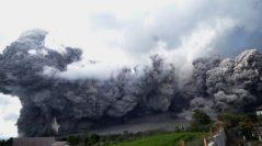 Ինդոնեզիայում արթնացել է Սինաբունգ հրաբուխը