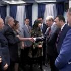 Արմեն Սարգսյանը հանդիպել է ԱԺ «Ծառուկյան» խմբակցության պատգամավորների հետ (տեսանյութ)