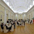 Ի պատիվ Բուլղարիայի նախագահ Ռումեն Ռադեւի՝ Նախագահ Սերժ Սարգսյանի անունից տրվել է պետական ճաշ