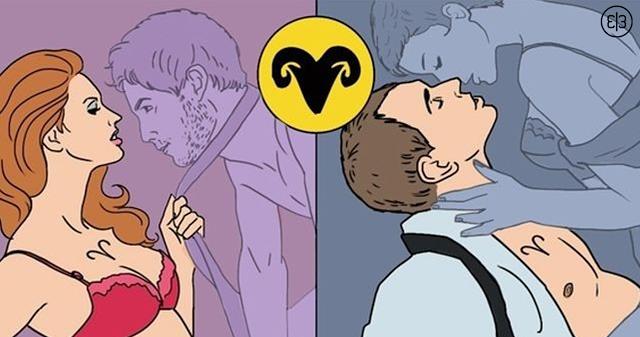 Կենդանակերպի այս չորս նշանները կարող են սեքսով զբաղվել ցանկացած վայրում