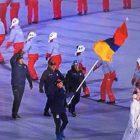 Հայ մարզիկները մասնակցեցին օլիմպիական շքերթին (լուսանկարներ)
