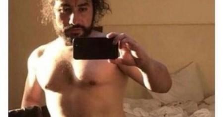 Համացանցում է հայտնվել Հովհաննես Ազոյանի՝ ամբողջովին մերկ լուսանկարը