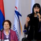 ԲՀԿ Կանանց խորհուրդի պատվավոր նախագահ է վերընտրվել Ռոզա Ծառուկյանը (տեսանյութ)