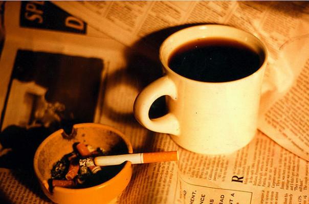Նիկոտինի և կոֆեինի համադրությունը խիստ վնասակար է արյունատար անոթների համար