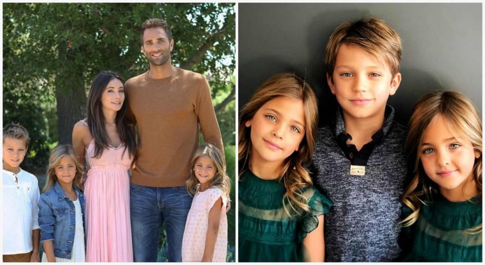 Նրանք համարվում են աշխարհի ամենագեղեցիկ երեխաների ծնողները (լուսանկարներ)