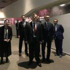Ռուս խորհրդարանականների պատվիրակությունն այցելել է Ծիծեռնակաբերդի հուշահամալիր