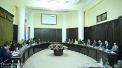 Տեղի է ունեցել «Աջակցություն Հայաստանում մարդու իրավունքների պաշտպանությանը» ԵՄ Բյուջետային աջակցության ծրագրի Ղեկավար կոմիտեի հերթական նիստը