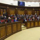 ԱԺ-ն 63 կողմ, 26 դեմ ձայներով ամբողջությամբ ընդունեց «Կառավարության կառուցվածքի և գործունեության մասին» և կից ներկայացված օրենքների փաթեթը