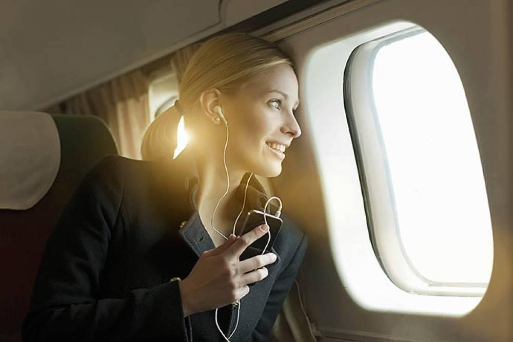 Ինչպես հաղթահարել ինքնաթիռով թռչելու վախը