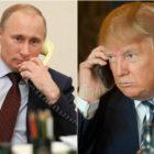 Պուտինը խոսել է ԱՄՆ նախագահ Դոնալդ Թրամփի հետ ունեցած վերջին հեռախոսազրույցի մասին