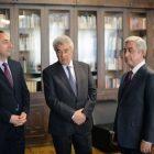 Սերժ Սարգսյանը ներկա է գտնվել ՍԴ նիստերի սրահի անվանակոչության արարողությանը (լուսանկարներ)
