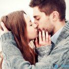 Ինչո՞ւ են մարդիկ համբուրվում փակ աչքերով