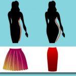 Ինչպես ընտրել կատարյալ նստող կիսաշրջազգեստ` կազմվածքի տեսակից ելնելով