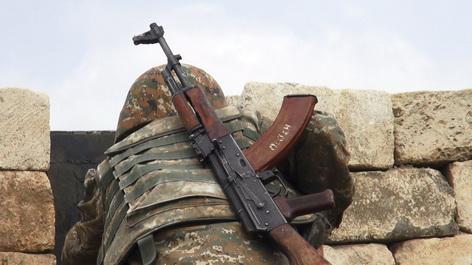 Արցախում հակառակորդի կրակոցից հայ զինծառայող է վիրավորվել