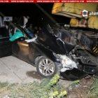 Ողբերգական ավտովթար Երևանում. մահացածներին և վիրավորին ավտոմեքենայից դուրս են բերել փրկարարները՝ օգտագործելով հատուկ տեխնիկա (լուսանկարներ)