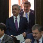 Սերժ Սարգսյանի գլխավորությամբ մեկնարկել է կառավարության նիստը