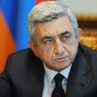 Սերժ Սարգսյանը հրաժարվել է կառավարության որոշմամբ իրեն հատկացված առանձնատնից