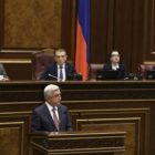 Մեր կարևորագույն նպատակը մնալու է առաջընթացի ապահովումը. վարչապետի թեկնածու Սերժ Սարգսյանի ելույթը