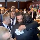 Լիբանանի օլիմպիական կոմիտեի նախագահին մեր երկրում ընդունել է ՀԱՕԿ նախագահ Գագիկ Ծառուկյանը (տեսանյութ)