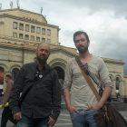 Հայաստանում են իսպանացի հայտնի երաժիշտներ Իվան Ալամեդան և Պելայո Ֆերնանդեզը