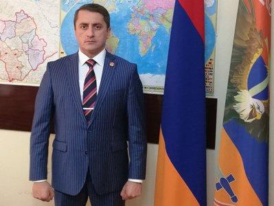 Խաչիկ Ասրյանն ազատվել է պաշտոնից՝ իր դիմումի համաձայն