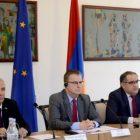 Կայացել է արդարադատության, ազատության եւ անվտանգության հարցերով ՀՀ-ԵՄ համագործակցության հերթական նիստը