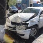 Վթար Աբովյան փողոցում. վիրավորը հոսպիտալացվել է
