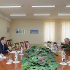 Դավիթ Տոնոյանը ՀՀ-ում ՌԴ դեսպանորդի հետ քննարկել է հայ-ռուսական ռազմավարական հարաբերությունները