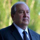 Արմեն Սարգսյանը շնորհավորական ուղերձ է հղել Լուիզ Սիմոն Մանուկյանին