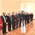 Նախարարները նախագահականում երդվում են. Ուղիղ միացում