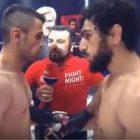 MMA. Միհրան Հարությունյանի նորամուտը հաղթական էր (տեսանյութ)