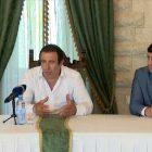ՀԱՕԿ նախագահն ընդունել է Կարատեի Հայաստանի ֆեդերացիայի ներկայացուցիչներին