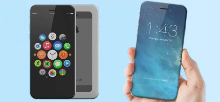 Apple-ը կթողարկի սենսորային ծայրերով և առանց կոճակի iPhone